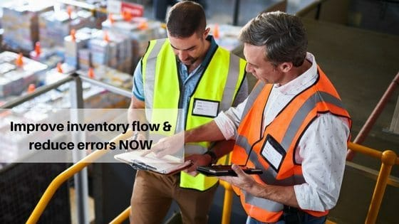 Improve inventory flow & reduce errors NOW - ARC Training